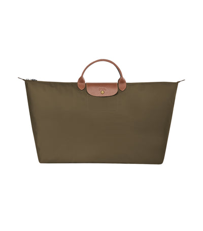 Longchamp Le Pliage Travel Bag XL Khaki