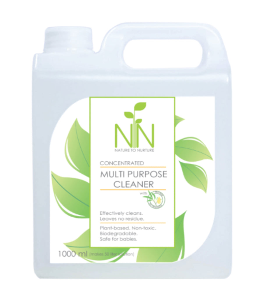 nature to nurture multi purpose cleaner concentrate 1000ml