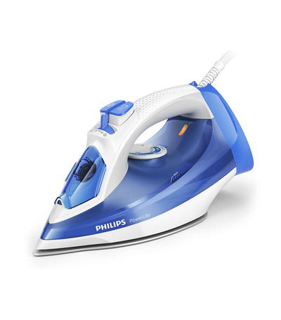Philips PowerLife Plus Steam Iron in Blue