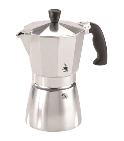 Gefu Lucino Espresso Maker - Three Cups
