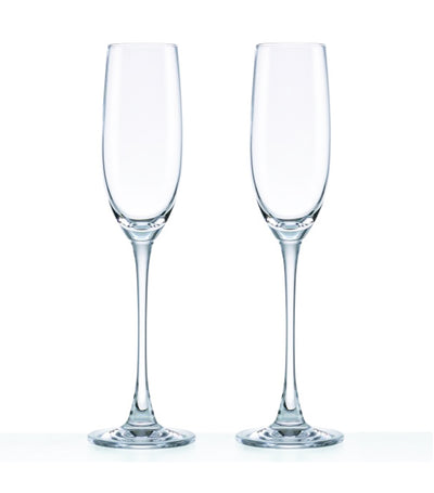 Lenox Napa Valley Flute Glass Set of Two