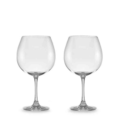 Lenox Napa Valley Pinot Noir Glass Set of Two