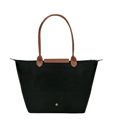 Le Pliage Shoulder Bag L Black