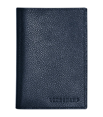 Le Foulonné Passport Cover Navy