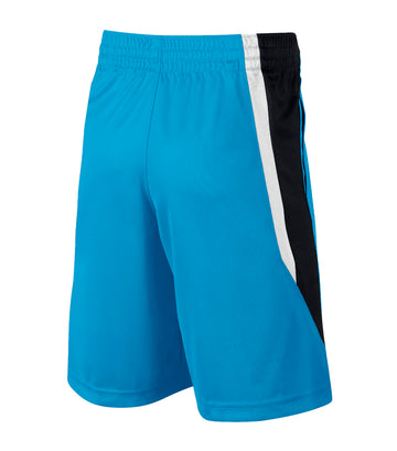 nike blue youth boys nk dry avalanche basketball shorts