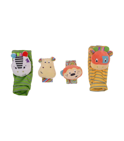 winfun baby love wristband and socks
