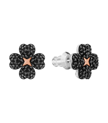 Latisha Pierced Earring Jackets Black