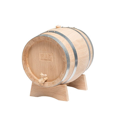bar professional oak barrel 5 liters
