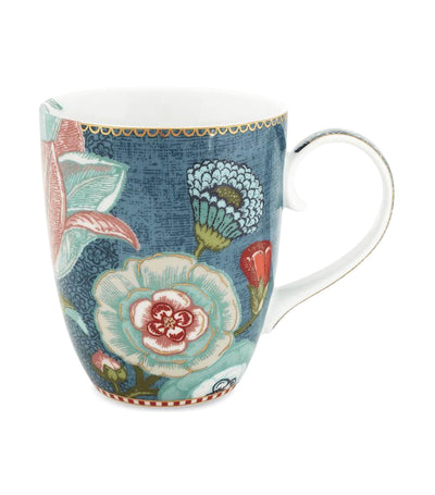Pip Studio Spring to Life Large Mug - Blue