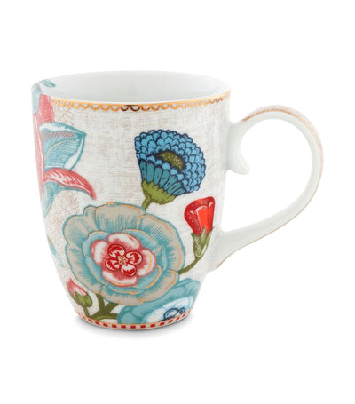 Pip Studio Spring to Life Large Mug - Off White
