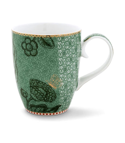 Pip Studio Spring to Life Large Mug - Green
