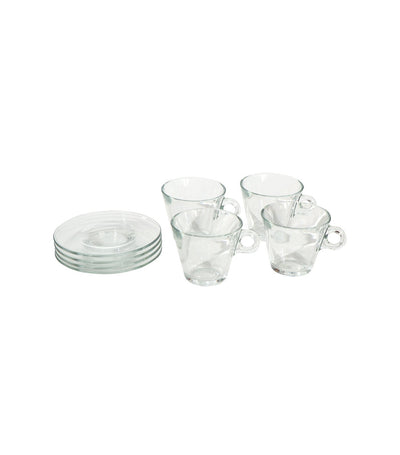 Cerve Nadia Cup and Saucer Set of 4