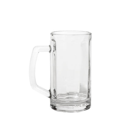 Cerve Berna Stripe Beer Glass - 500ml