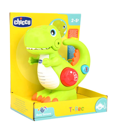 chicco t-rec dino voice recorder