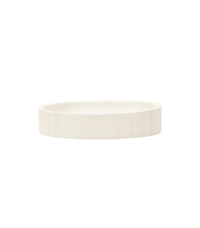 Harman Eileen Soap Dish in White