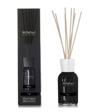millefiori® natural fragrance diffuser - nero
