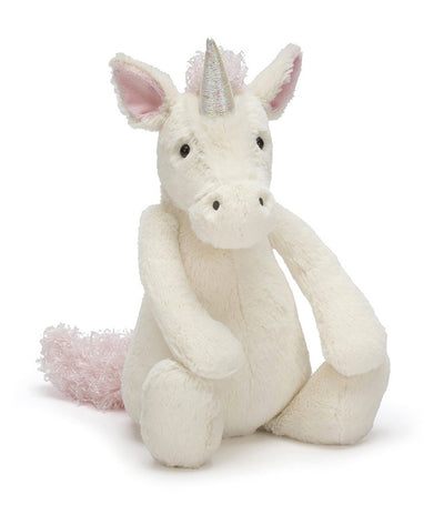 jellycat bashful unicorn 12""