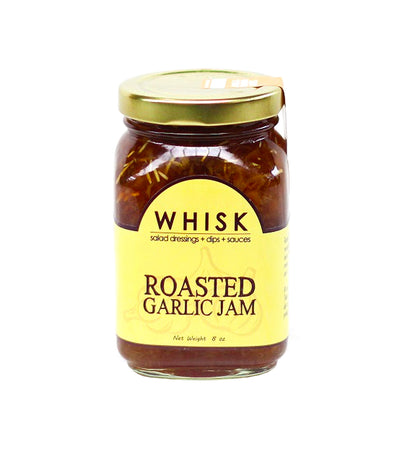 Whisk Roasted Garlic Jam