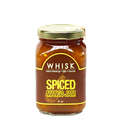 Whisk Spiced Mango Jam