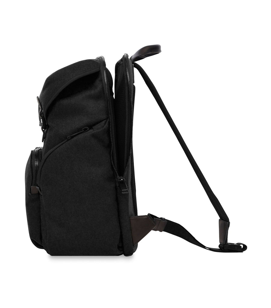 "Thurloe 15"" Laptop Backpack Black"
