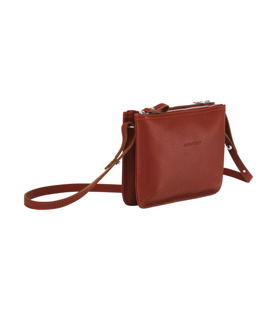 Le Foulonné Crossbody Bag Chestnut