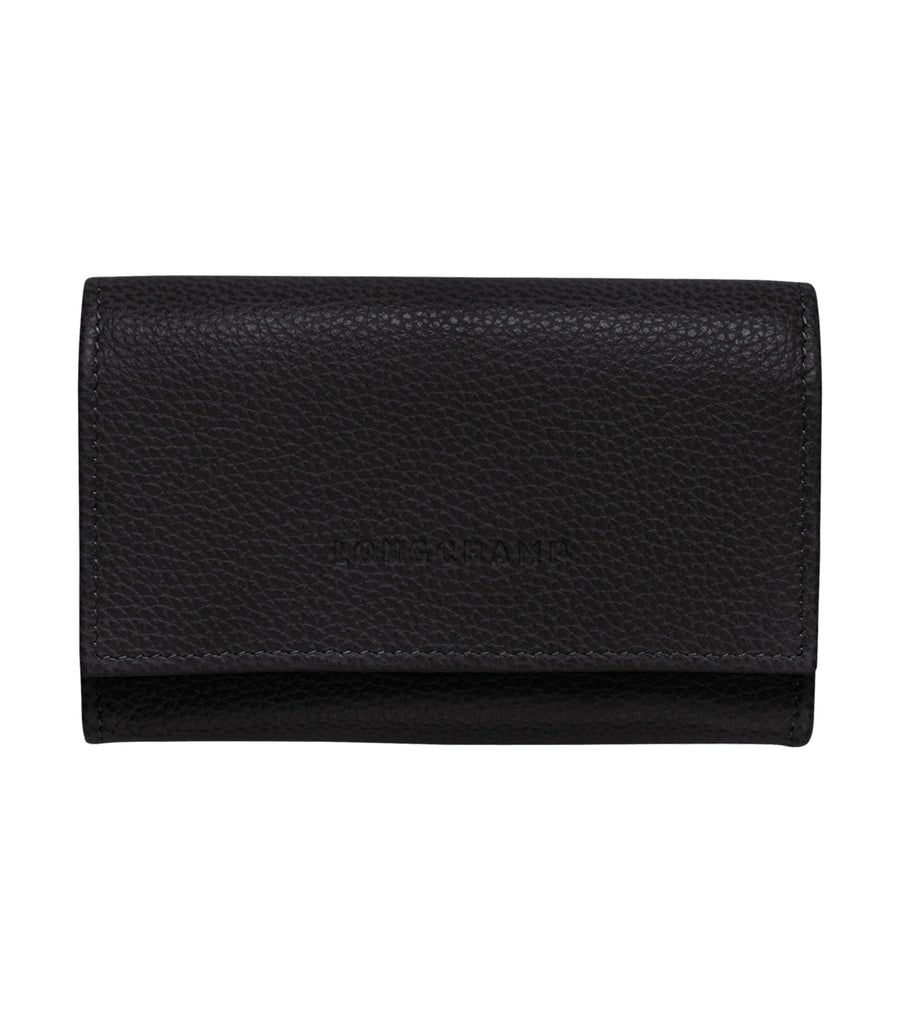 Le Foulonné Coin Purse Black