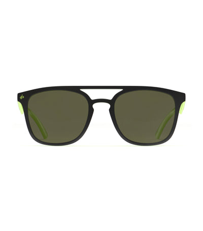 privé revaux the zona olive green gold mirror