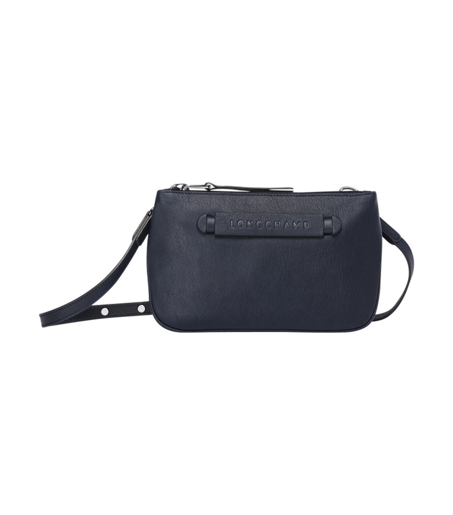 3D Crossbody Bag Midnight Blue