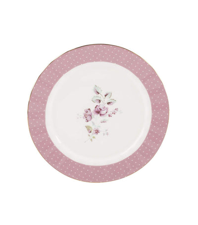 Creative Tops Katie Alice Ditsy Floral Side Plate - Pink