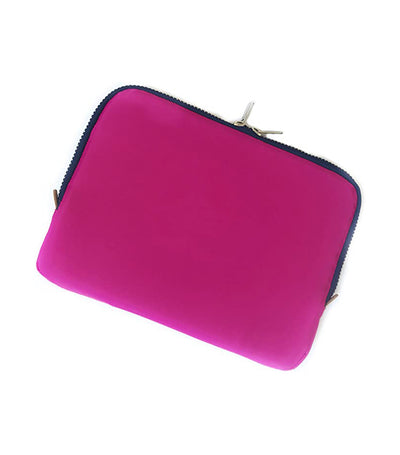 yumbox poche insulated sleeve lunch bag - magenta