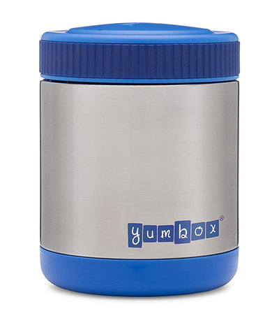 yumbox neptune blue zuppa food jar