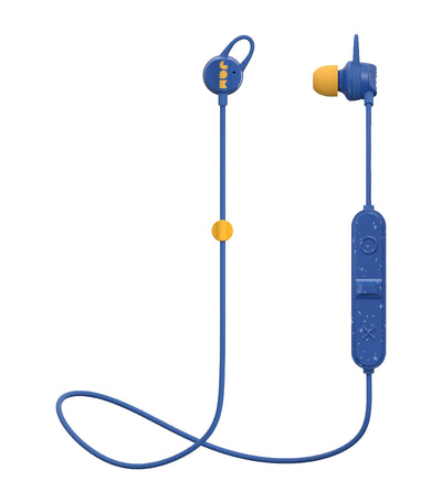 Live Loose Wireless Bluetooth® Earbuds Blue