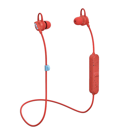 Live Loose Wireless Bluetooth® Earbuds Red