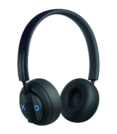 Out There On-Ear Wireless ANC Headphones Black