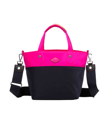 Mini Soho Tote Color Block Punch/Dawn