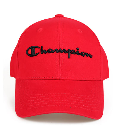 Classic Twill Hat Scarlet