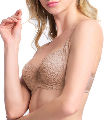 Simply Natural Beauty Wired Bra Skin