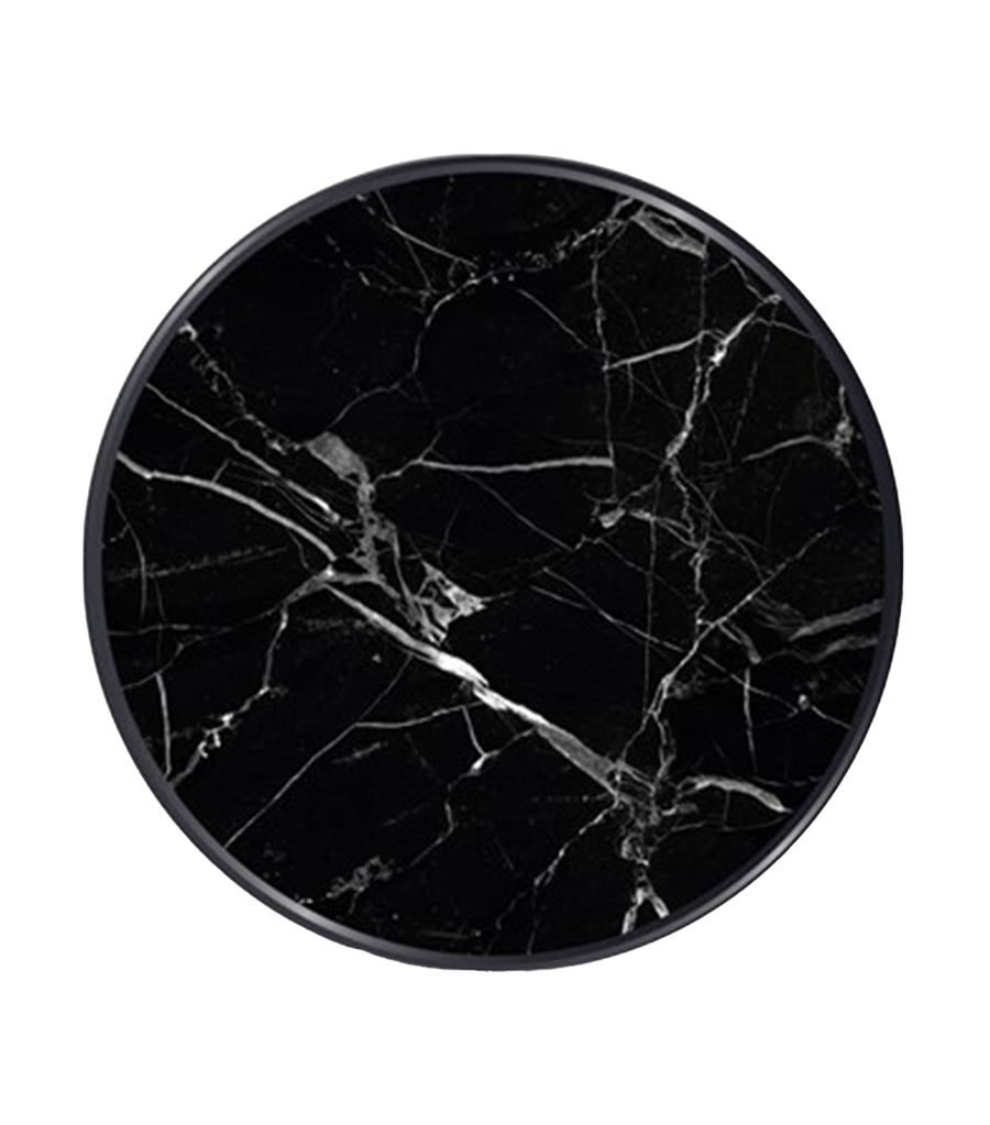 Wireless Charger Black Marble