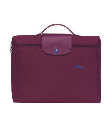 Le Pliage Club Document Holder S Plum