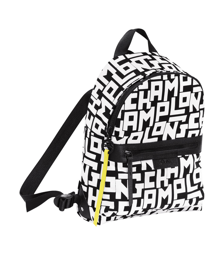 Le Pliage LGP Backpack S Black and White