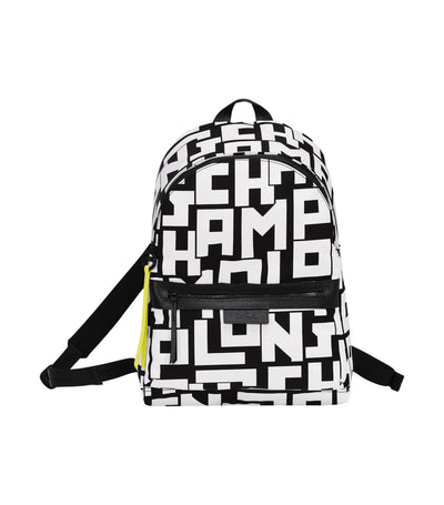 Le Pliage LGP Backpack M Black and White