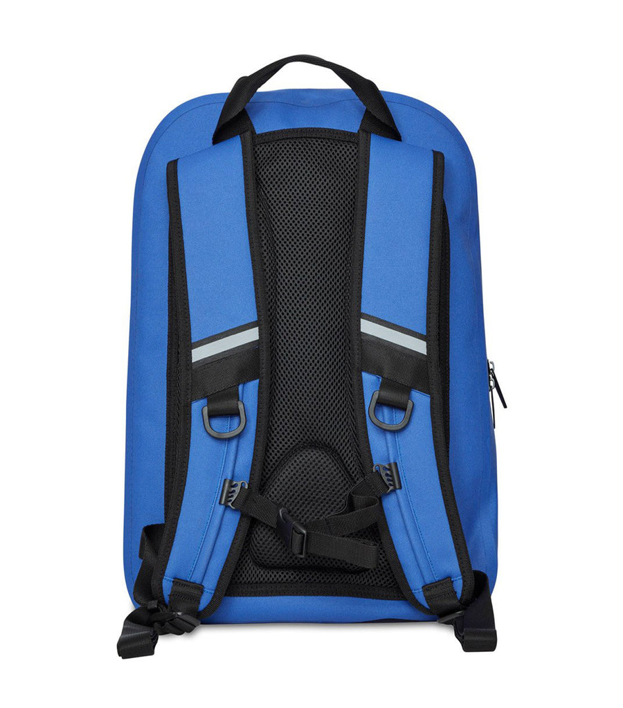 "Harpsden Water-Resistant 14"" Laptop Backpack Azure Blue"