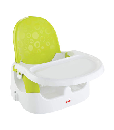 fisher-price quick clean 'n go booster