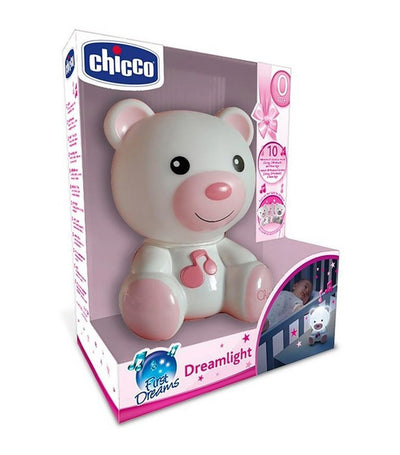 chicco pink dreamlight