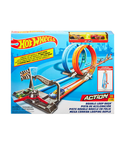 hot wheels hyper mile dual dash