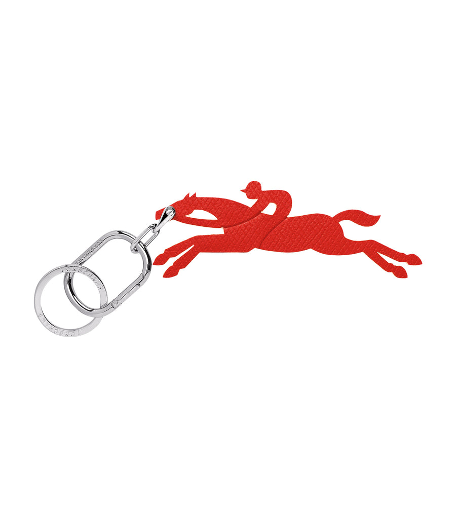 Le Pliage Club Key Rings Vermilion