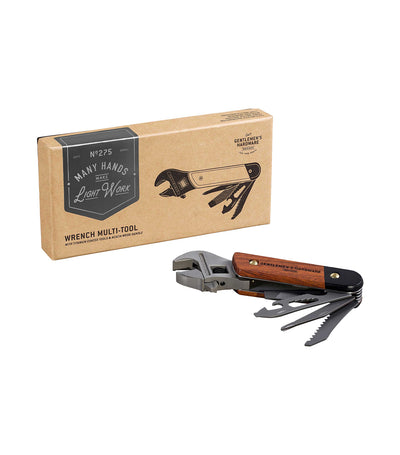 Wild & Wolf 9-in-1 Wrench Multi-Tool