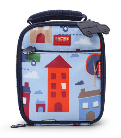 penny scallan school lunch box - big city
