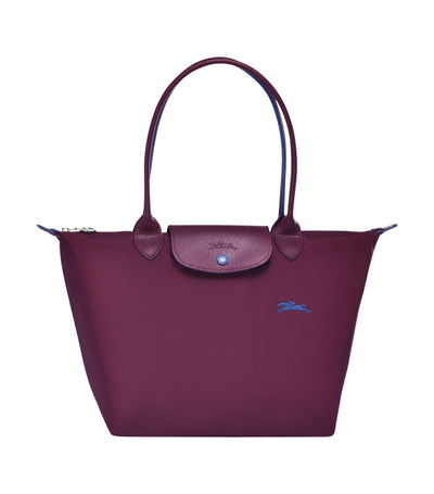 Le Pliage Club Shoulder Bag S Plum