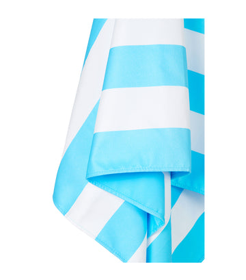 Dock & Bay Cabana Quick Dry Towel - Tulum Blue